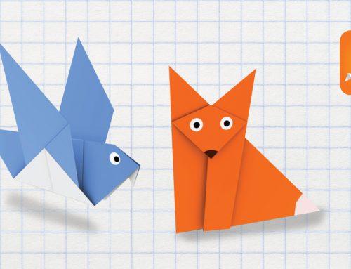 How to make Origami แอพของคนรักการ พับกระดาษ