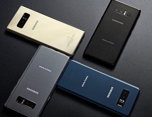 5 ฟีเจอร์ใหม่บน Samsung Galaxy Note8